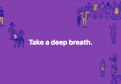 Take a deep breath.